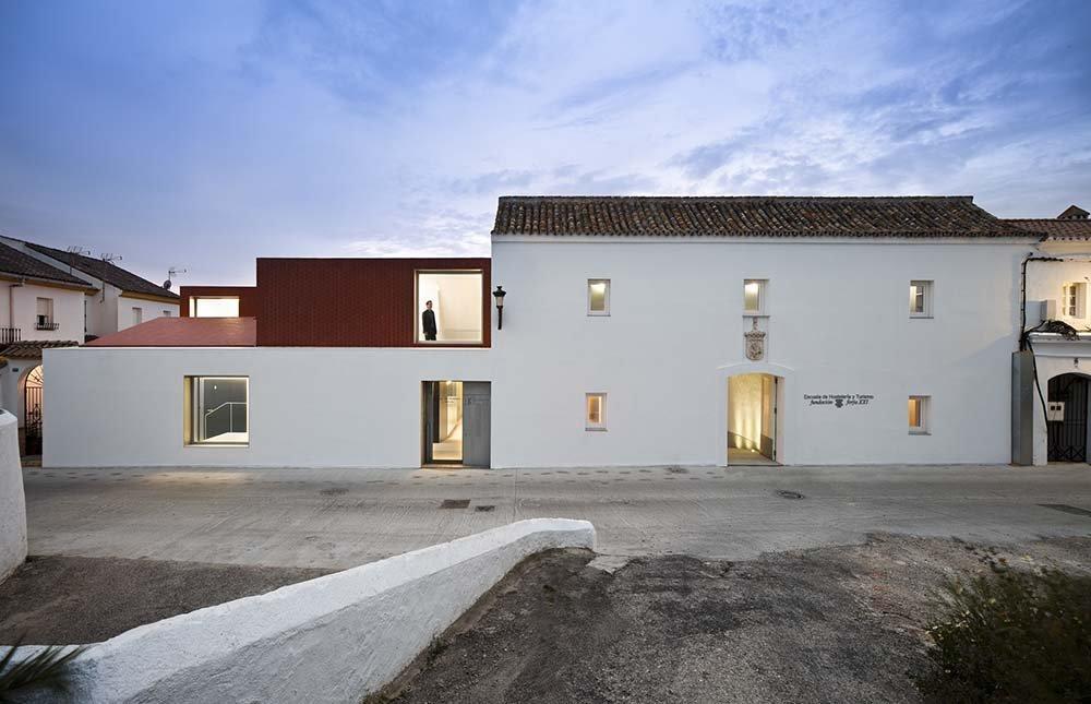 Sol 89, Escuela de Hostelería en Cádiz. Fotgrafía: Fernando Alda
