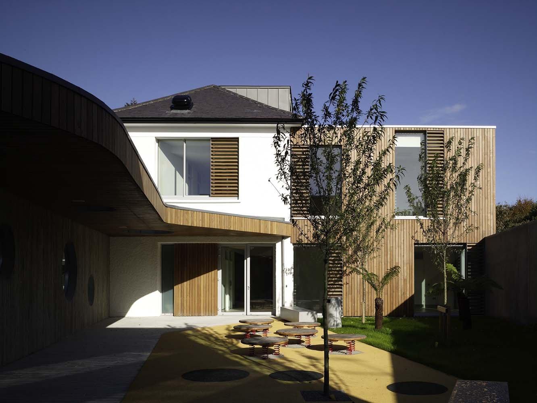 McCollough Mulvin Arquitects , Unidad de Psiquiatría Infantil en Bessboro.