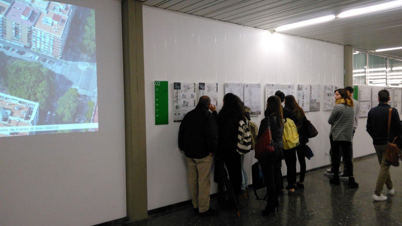 Exposicion Parques Urbanos