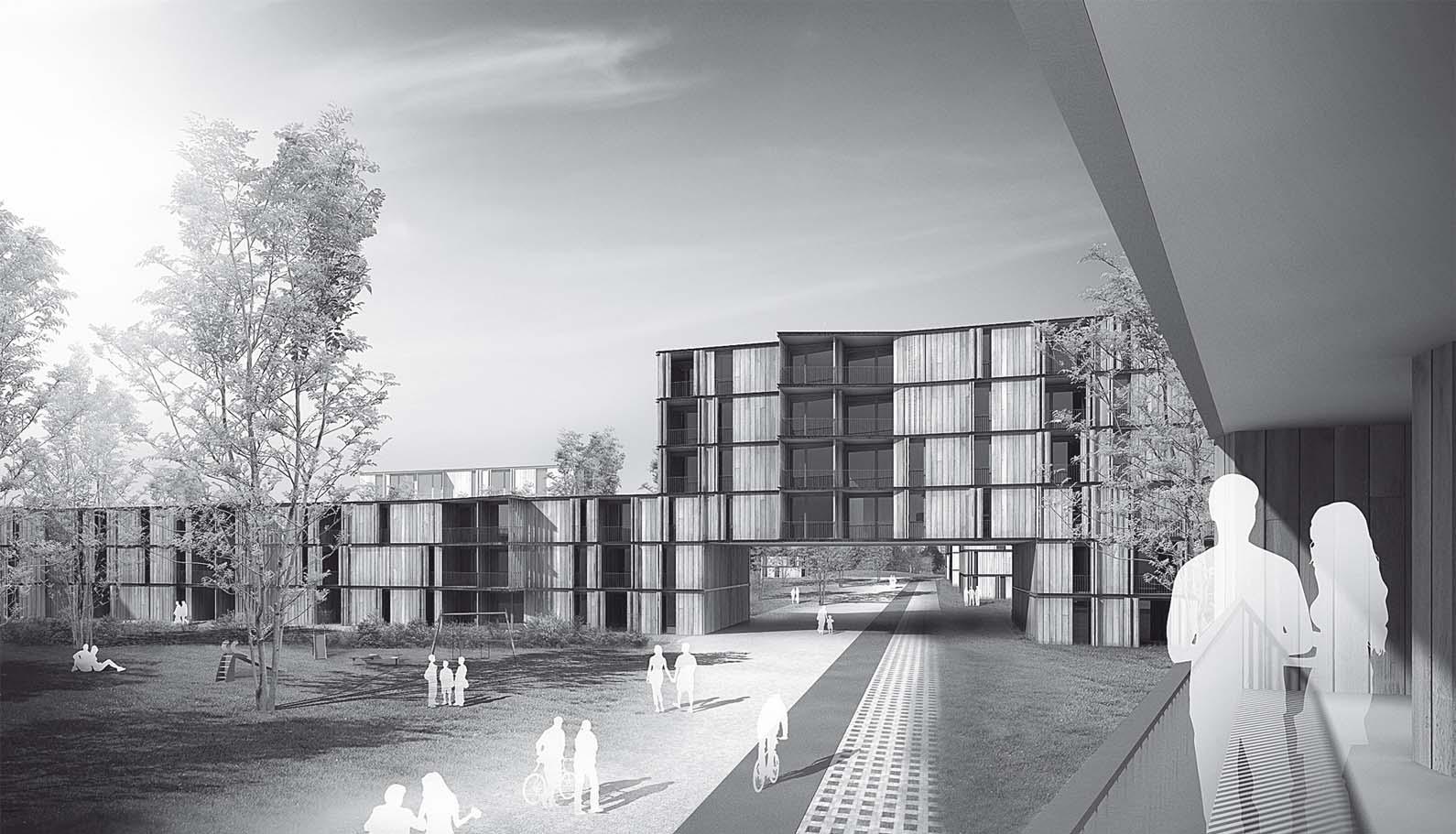 Planeamiento. Planning Freiham Nord (Munich) 2011