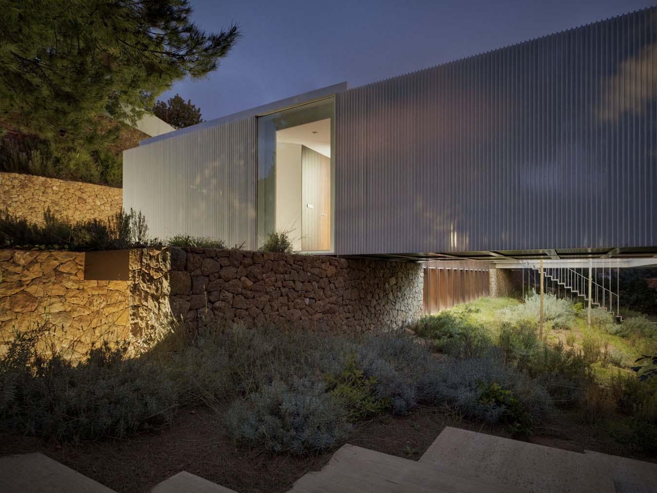 OAB + ADI Arquitectura, Casa BF