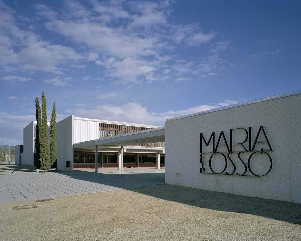 NS Arquitectes,Escuela María Ossó.Sitges, Barcelona