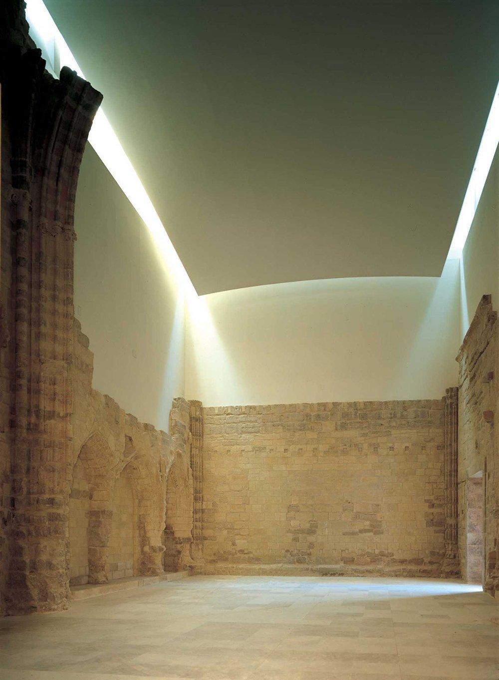 Interior de la Capilla, Juan Carlos Arnuncio