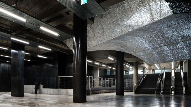 CaixaForum Sevilla, Fotografía de Jesús Granada
