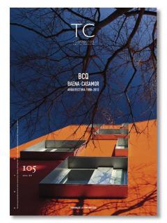 TC 105- BCQ- Baena y Casamor. Arquitectura 1996-2012
