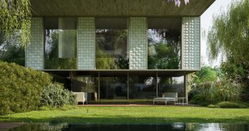 Correia Ragazzi. Conjunto de viviendas Marechal 720