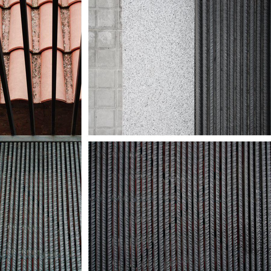 Detalles varios de la escalera | MCVR Arquitectos