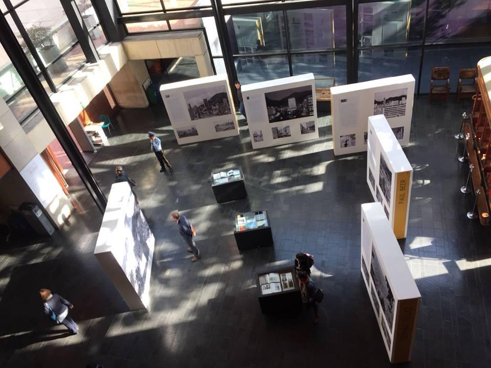 """Exposición """"Patrimonio Moderno: arquitectura, ciudad y fotografía"""" en Bogotá"""