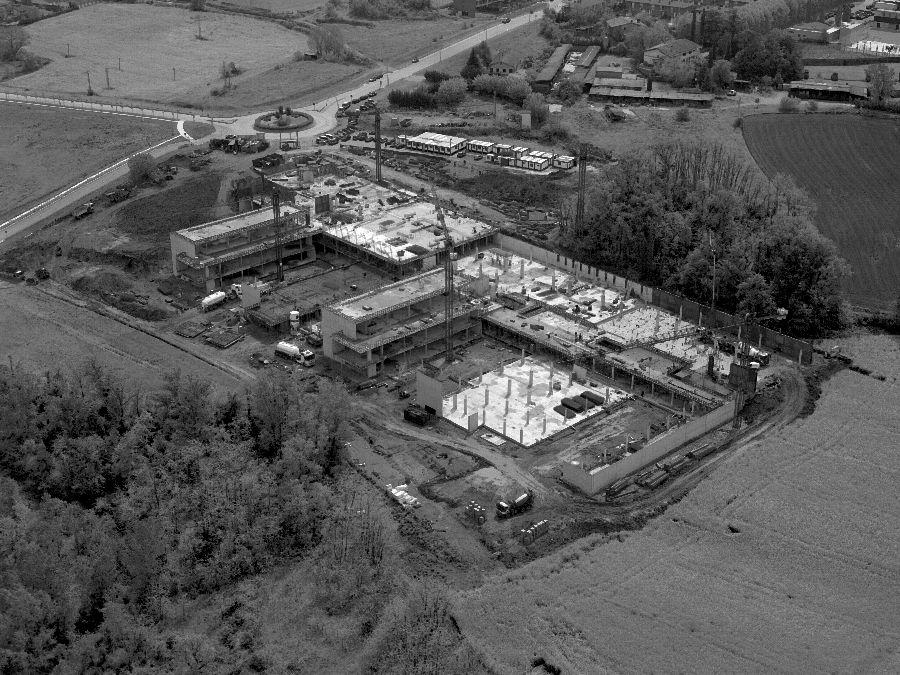 Hospital de Olot en construcción | Ramón Sanabria