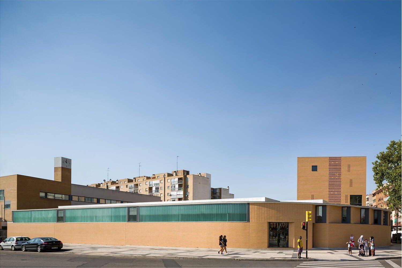 Ampliación del Colegio Agustín Gericó