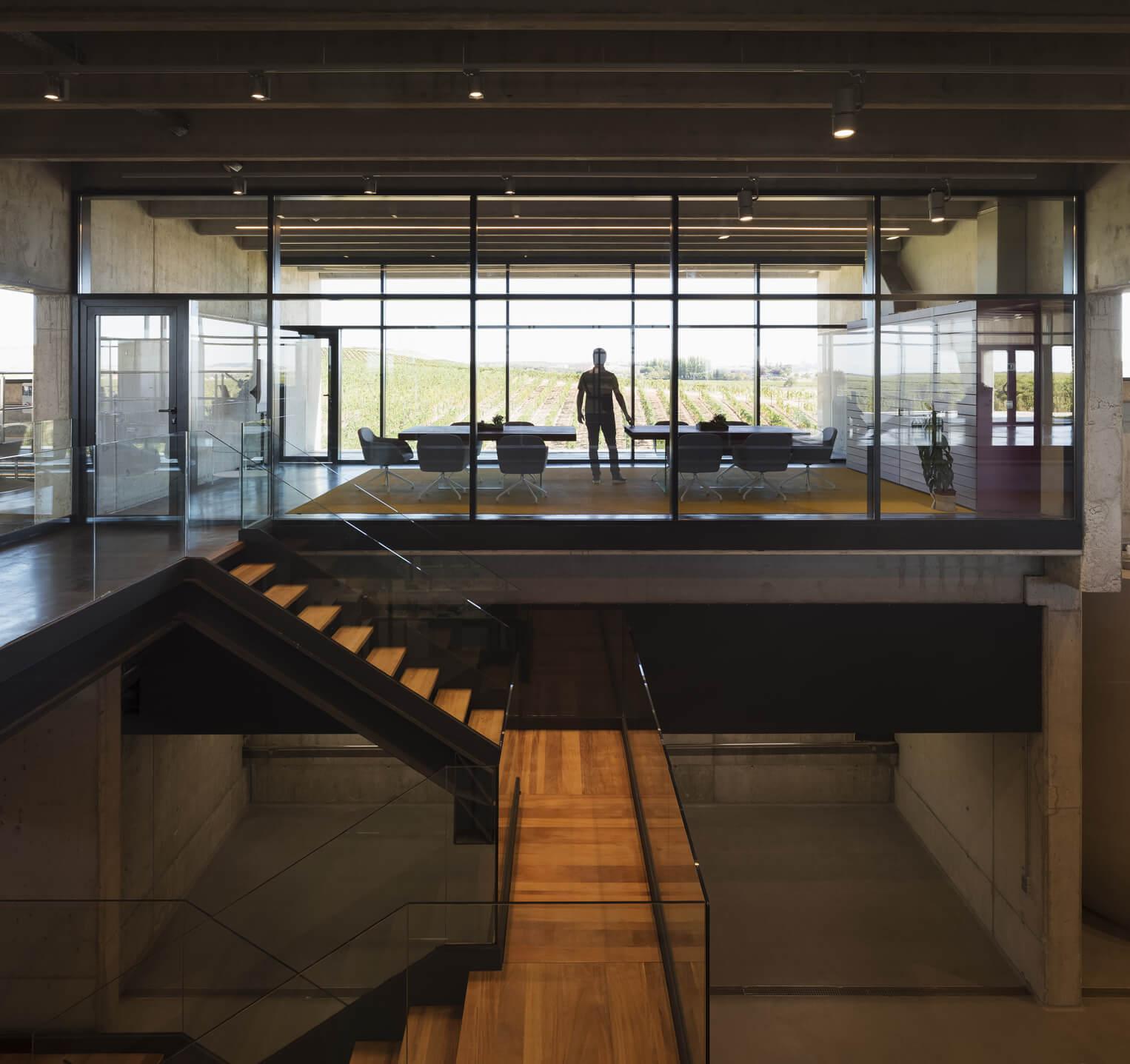 Bodega Beronia Rueda- Idom Arquitectos 1