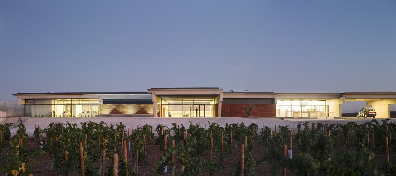 Bodega Beronia Rueda- Idom Arquitectos 2