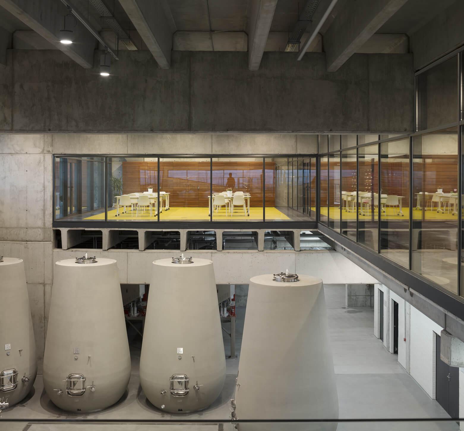 Bodega Beronia Rueda- Idom Arquitectos 3