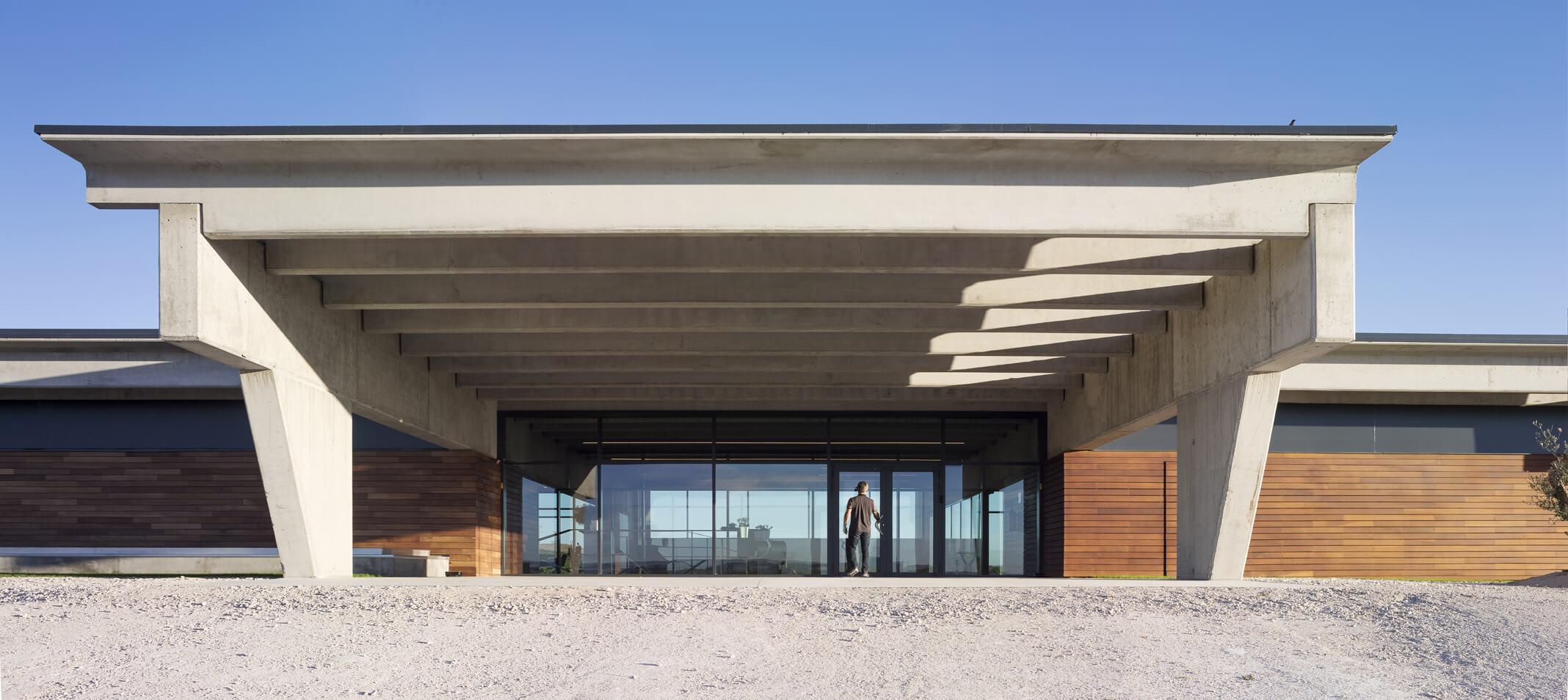 Bodega Beronia Rueda- Idom Arquitectos 4