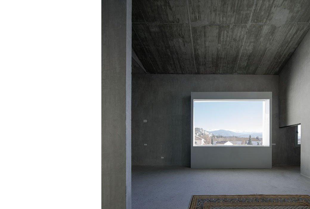 Elisa Valero casa experimentales Granada