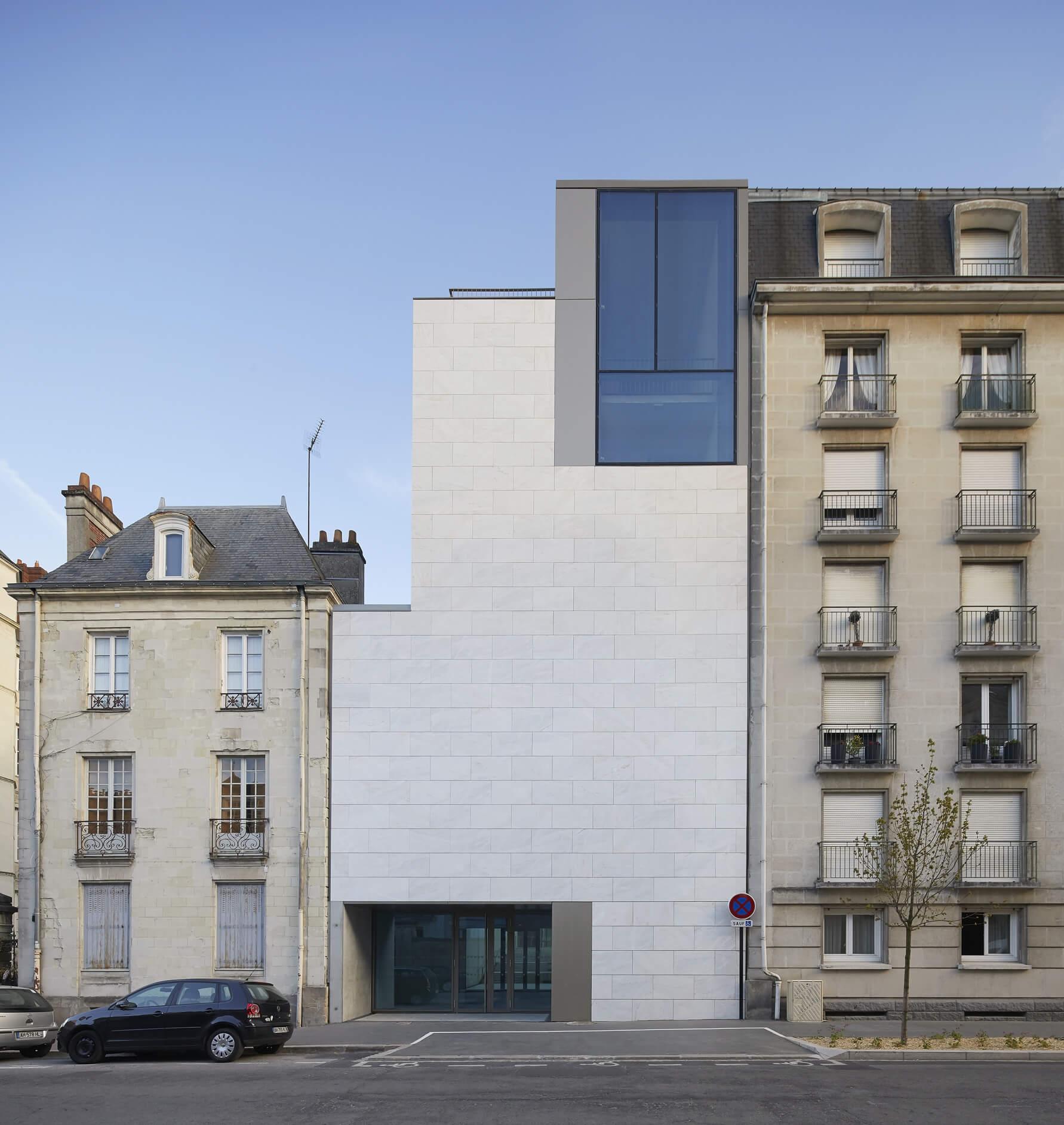 Stantons Williams. Museo de Arte de Nantes. Francia