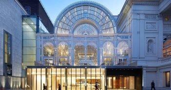 Fachada Royal Opera House- Stanton Williams