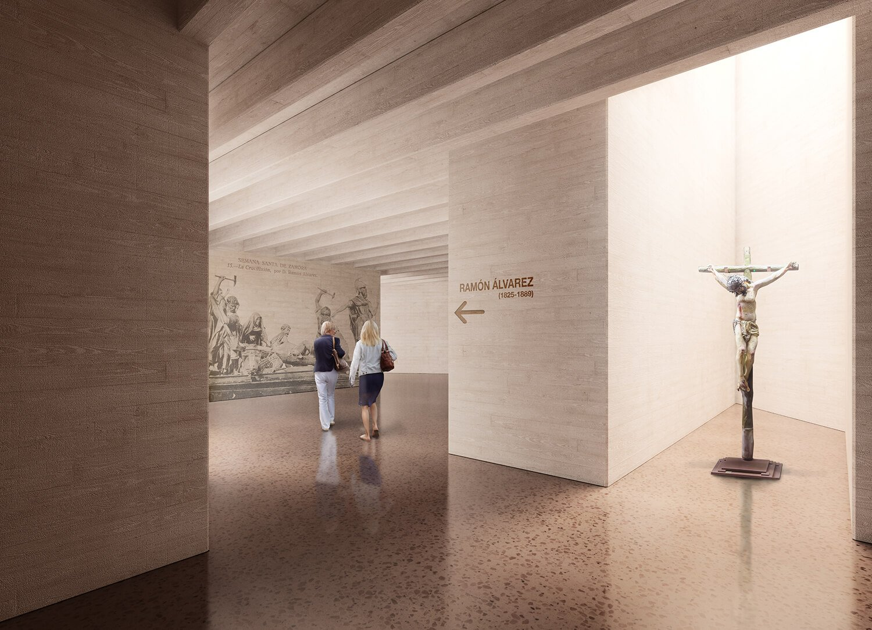 Museo Semana Santa Zamora_Matos Castillo arquitectos + EXtudio_PARstudio-01