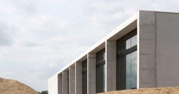 KAAN Architecten Crematorium Siesege