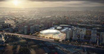 Valencia Arena- Erre Arquitectos