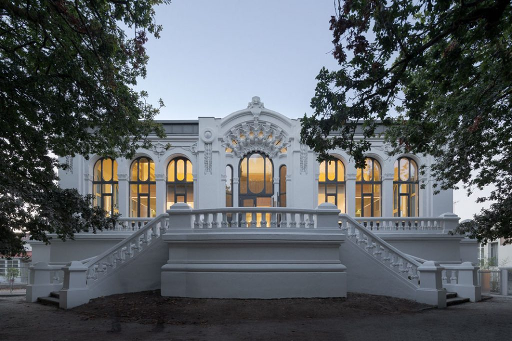 Escuela Infantil Santa Susana por Arrokabe Arquitectos