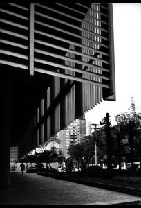 José Moscardi. Banco Sul Americano