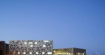 hospital cordoba enero arquitectura