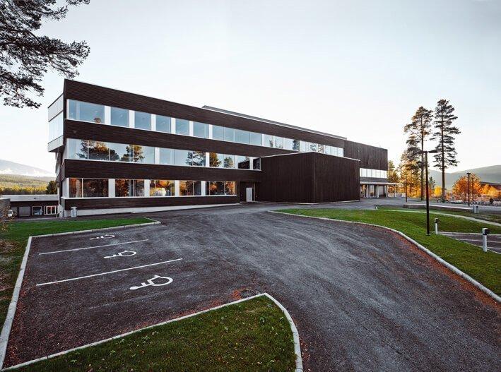 nord osterdal Longva arkitekter