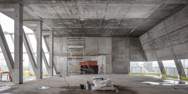 obra nuevo museo Munch estudio herreros