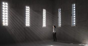 La luz materia intangible