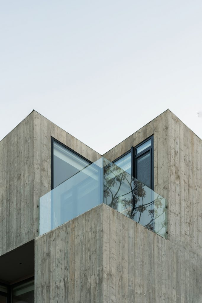 Casa concreto. Rubén Muedra