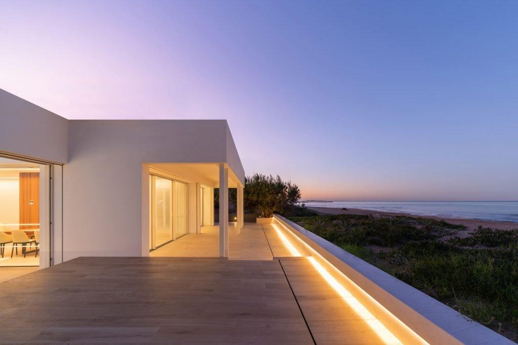 Rubén Muedra casa de la duna