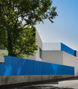 fachada posterior Eugeni Pons