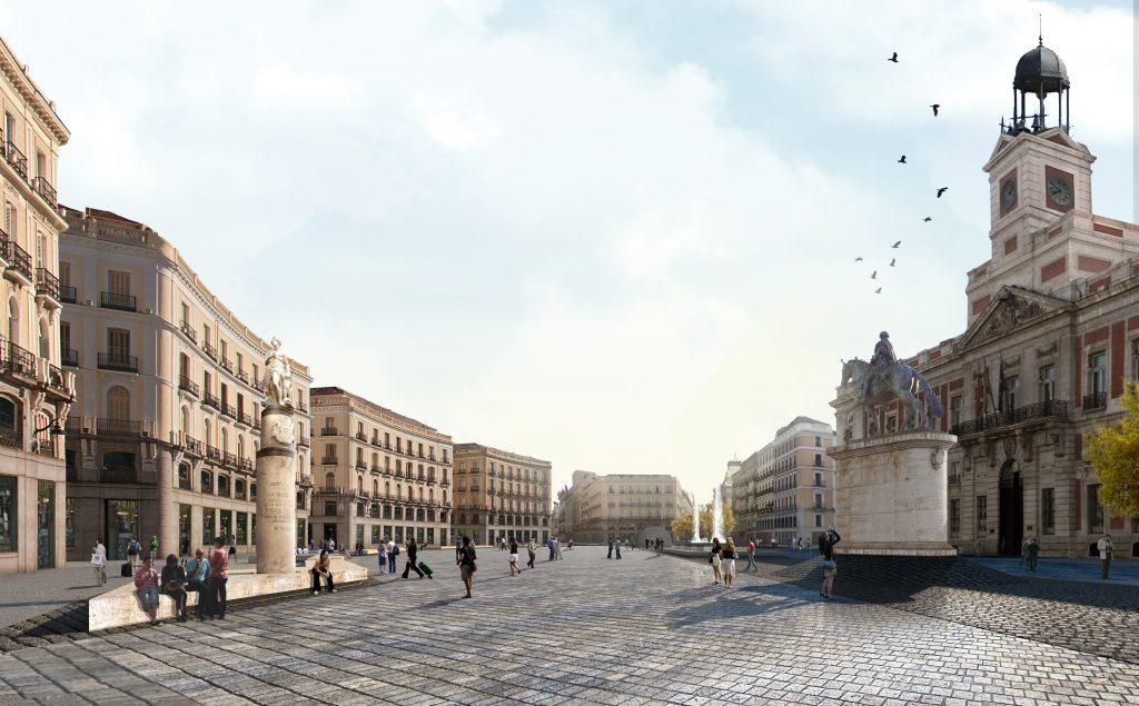 plaza sol linazasoro