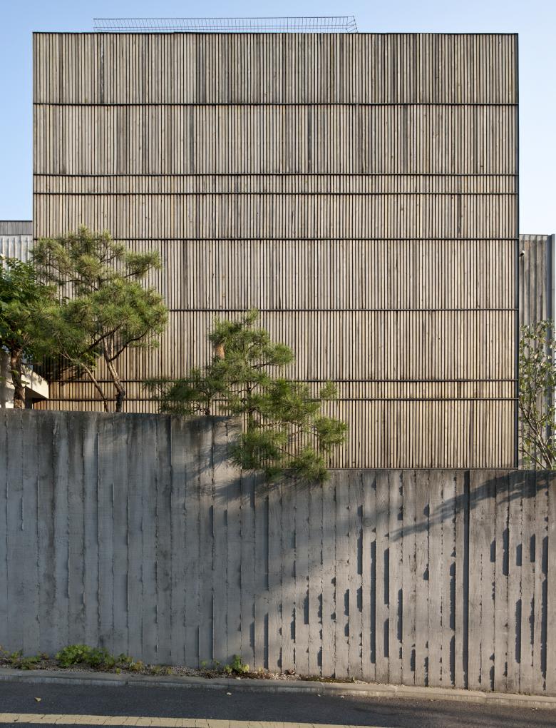 Four Box House Corea