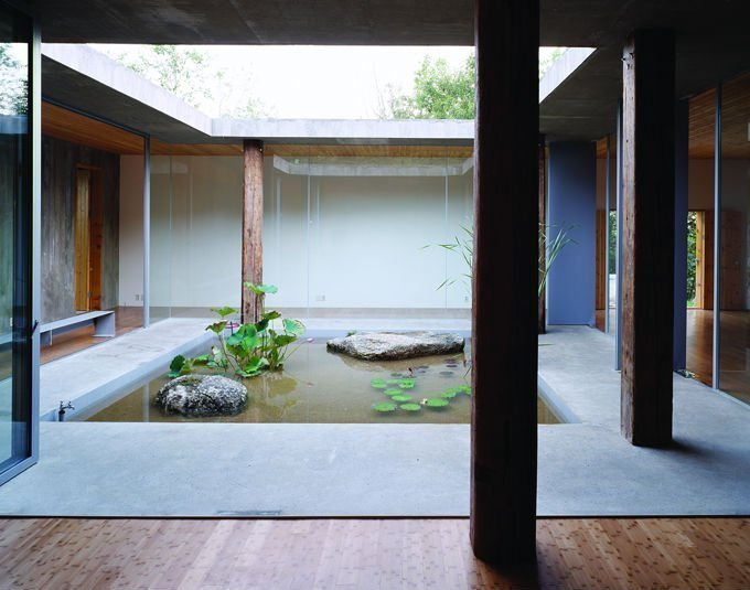 Concrete box BCHO Partners