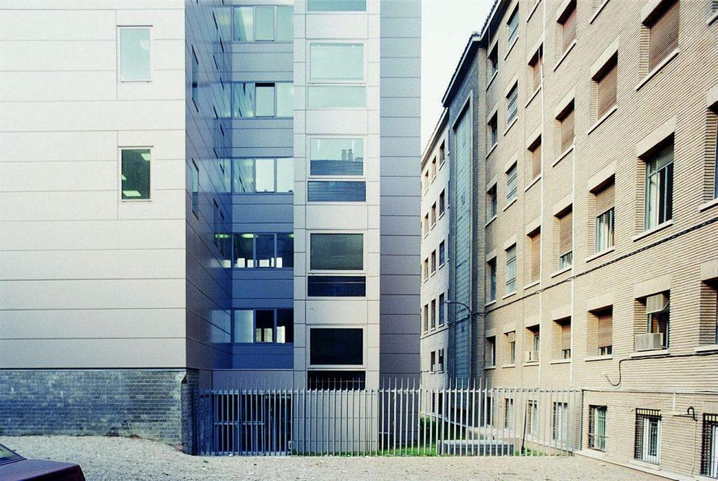 Magén Arquitectos Juzgados Zaragoza