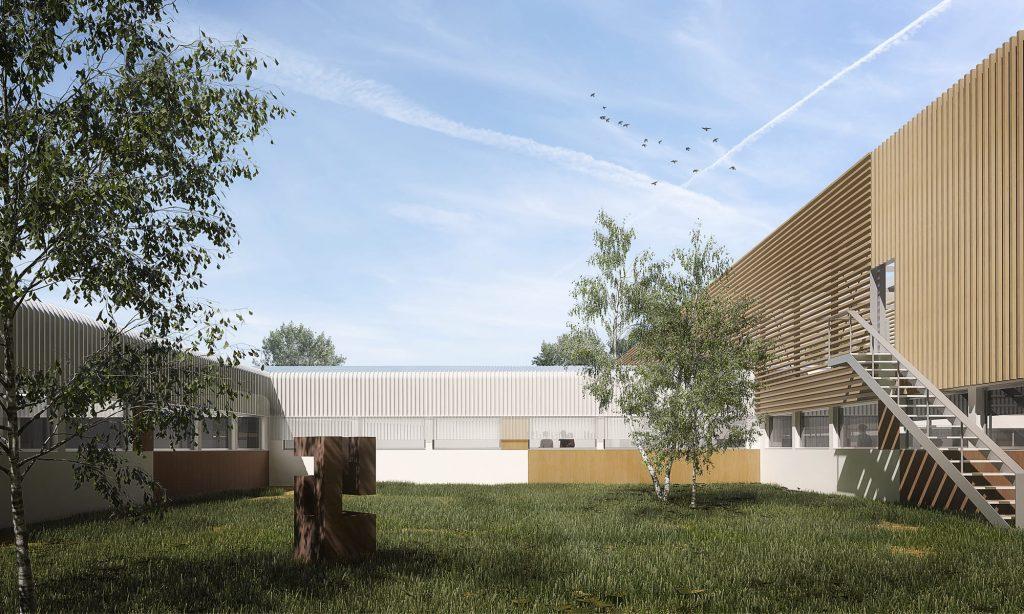 Arquitectura hospitalaria PMMT Arquitectos