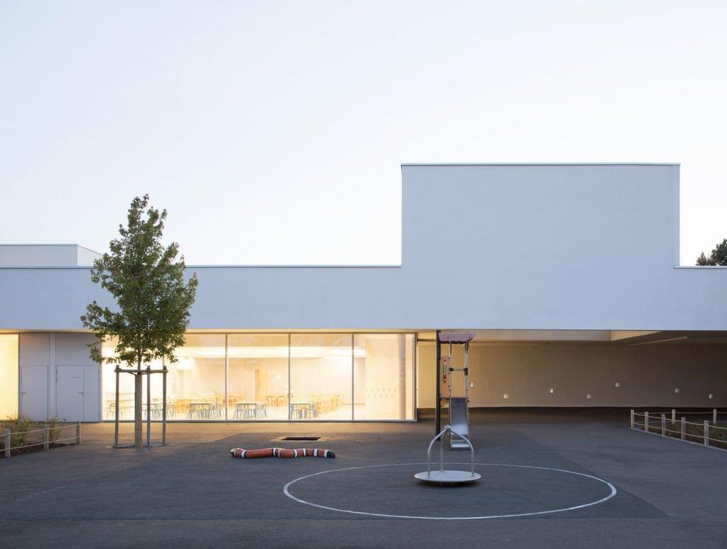 patio del jardin de infancia