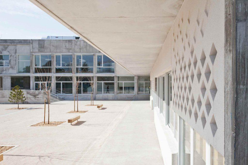fachada liceo francés