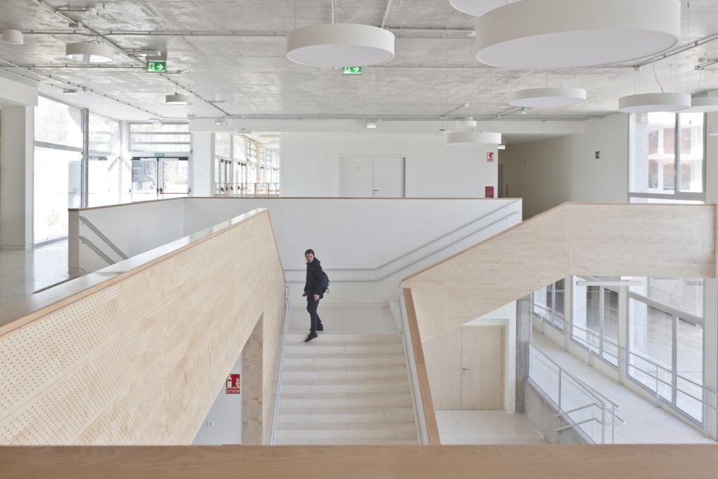interior escuela infantil madrid