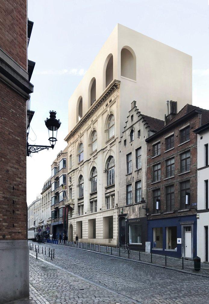 Museo judío Bélgica Barozzi Veiga
