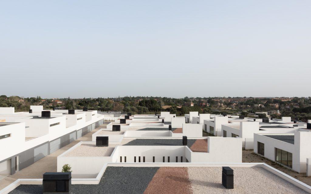 Junquera Arquitectos casas patio