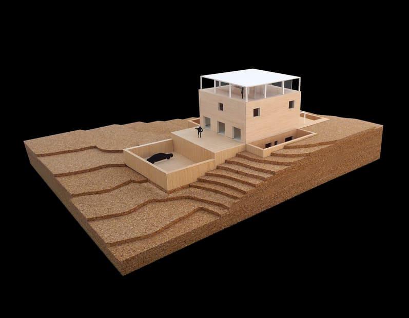 casa rotonda campo baeza