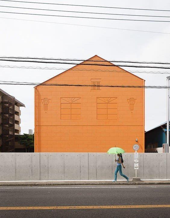 Taku Sakaushi.Galería del Pino. Ibaraki. Japón