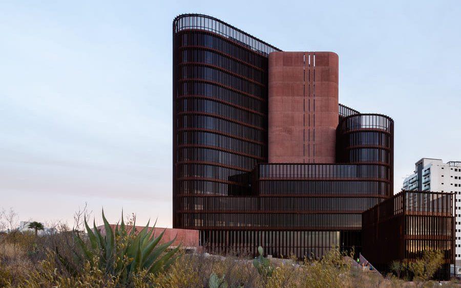 Manuel Cervantes arquitecto. Torre Avancer